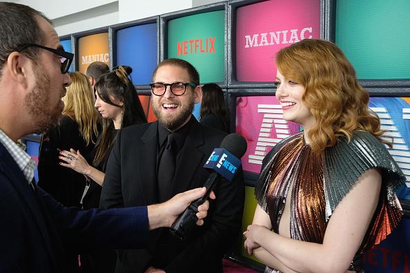 "Emma Stone「Netflix Original Series ""Maniac"" New York Premiere」:写真・画像(6)[壁紙.com]"