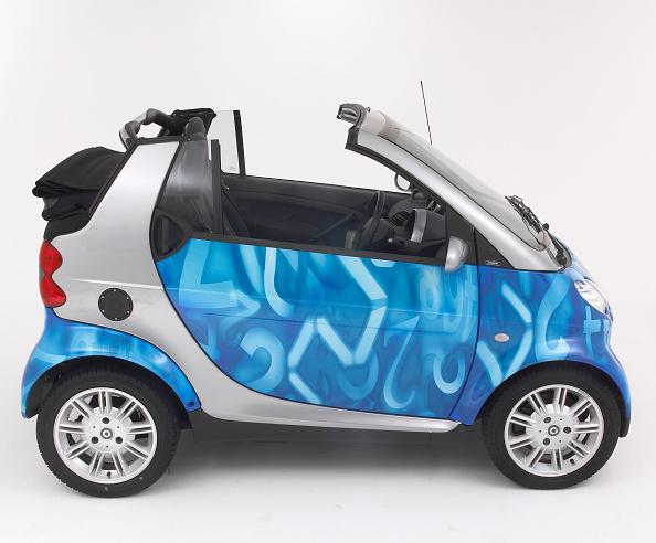 Multi Colored「2003 Smart Cabriolet Passion」:写真・画像(8)[壁紙.com]