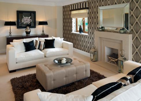 Lantern「Luxury Living Room」:スマホ壁紙(13)