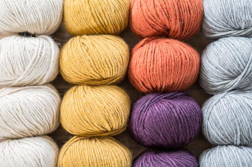 Wool「Balls of wool」:スマホ壁紙(13)