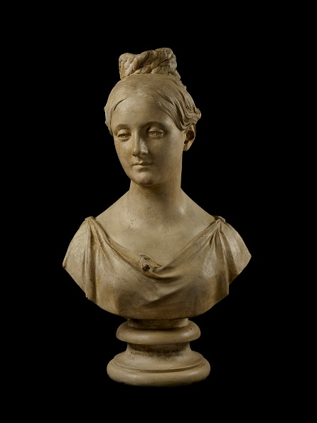 Model - Object「Bust Of Princess Louisa Wilhelma Adelaide Of Saxe-Weimar (1817-1832)」:写真・画像(12)[壁紙.com]