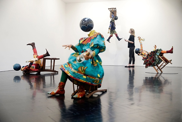 Art Product「Artworks By Yinka Shonibare Are Exhibited At The Stephen Friedman Gallery」:写真・画像(15)[壁紙.com]