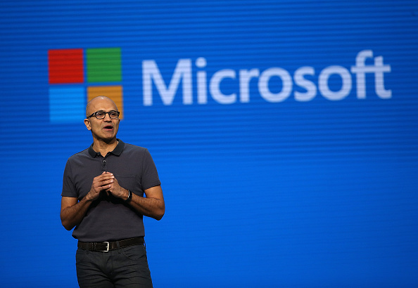 Microsoft「Microsoft Holds Its Annual Build Conference」:写真・画像(5)[壁紙.com]