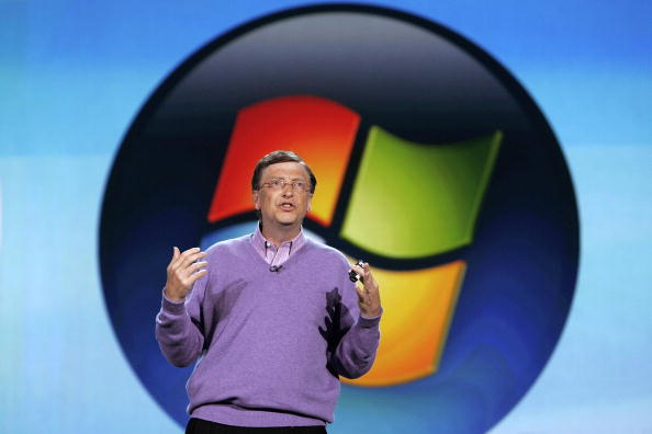 Electronics Industry「Bill Gates Speaks At The Press Preview For CES」:写真・画像(18)[壁紙.com]