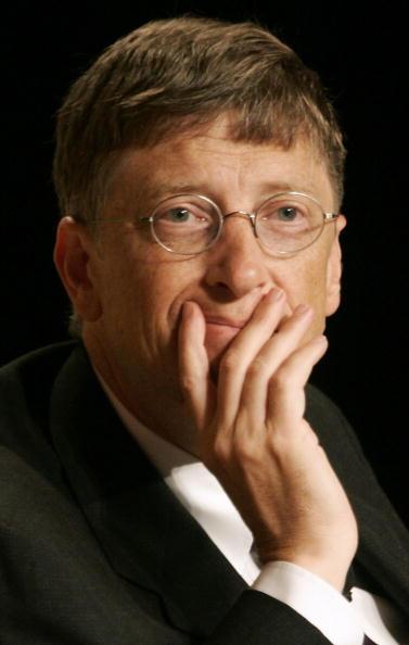 Computer Software「Bill Gates Gives Speech At Washington Forum」:写真・画像(18)[壁紙.com]