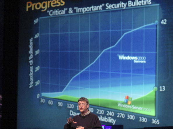 Public Speaker「Microsoft Hosts Windows Hardware Engineering Conference」:写真・画像(15)[壁紙.com]