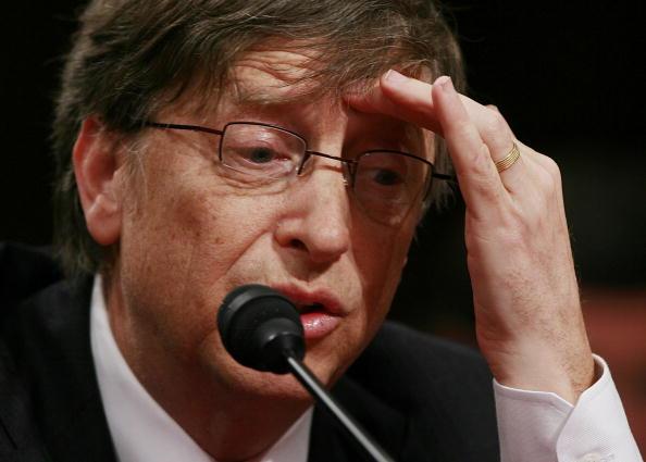 Win McNamee「Bill Gates Testifies At Senate Hearing On American Competitiveness」:写真・画像(17)[壁紙.com]