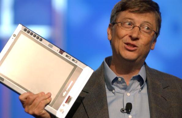 Desktop PC「Bill Gates Speaks At Newspaper Association Of America Convention?」:写真・画像(15)[壁紙.com]