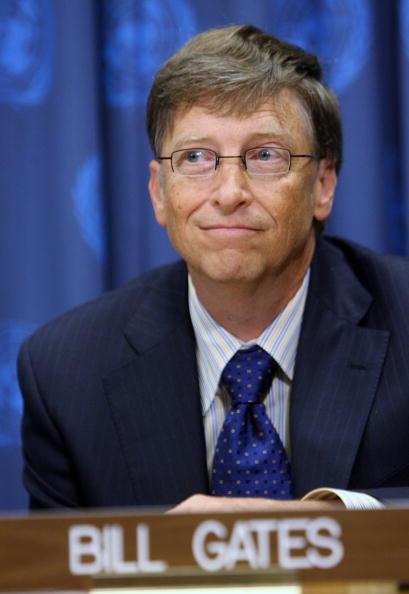 United Nations Building「Bill Gates, World Leaders Present Global Plan For Mother/Child Health」:写真・画像(16)[壁紙.com]