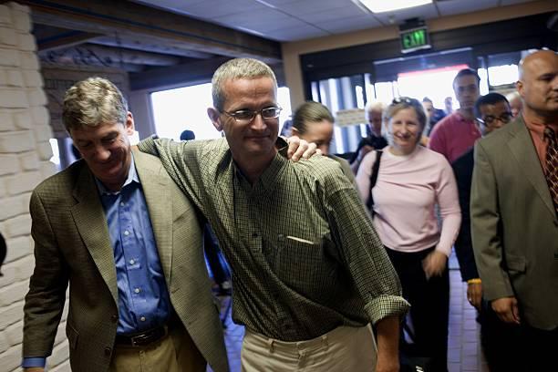 Imprisoned Chicago Tribune Reporter Paul Salopek Returns To U.S.:ニュース(壁紙.com)