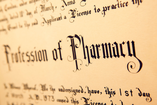 Diploma「Pharmacy certificate」:スマホ壁紙(19)