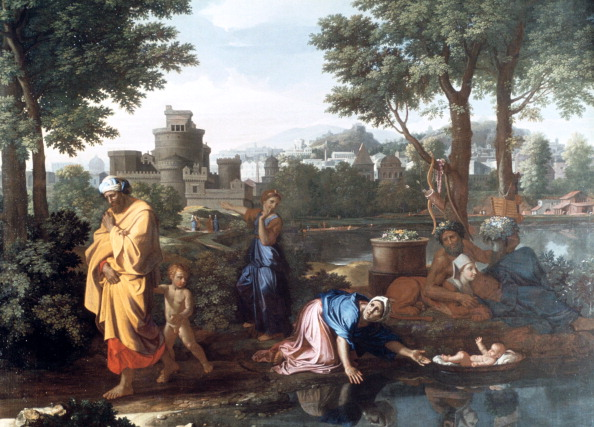 Chicken Meat「'The Exposition of Moses', 1654. Artist: Nicolas Poussin」:写真・画像(19)[壁紙.com]