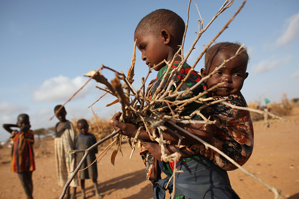 Charity and Relief Work「Refugees Flock To Dadaab As Famine Grips Somalia」:写真・画像(14)[壁紙.com]