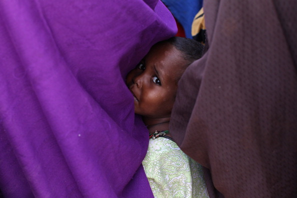 Displaced People「Refugees Flock To Dadaab As Famine Grips Somalia」:写真・画像(12)[壁紙.com]
