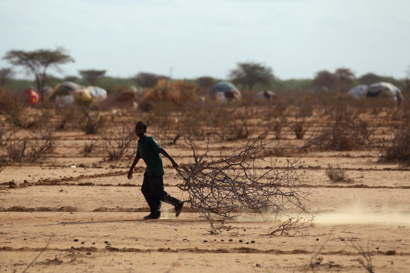 Displaced Persons Camp「Refugees Flock To Dadaab As Famine Grips Somalia」:写真・画像(17)[壁紙.com]