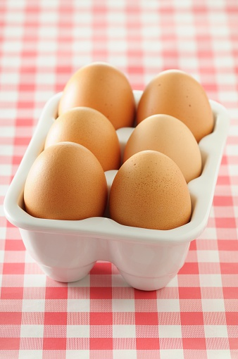 Tartan check「eggs」:スマホ壁紙(14)
