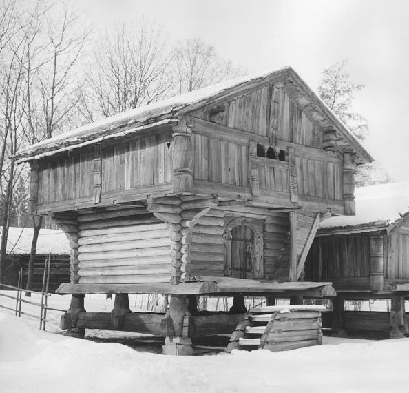 建築上の特徴「Folk House」:写真・画像(18)[壁紙.com]