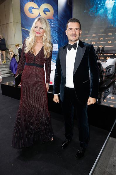 オーランド・ブルーム「Red Carpet Arrivals - GQ Men Of The Year Award 2018」:写真・画像(9)[壁紙.com]