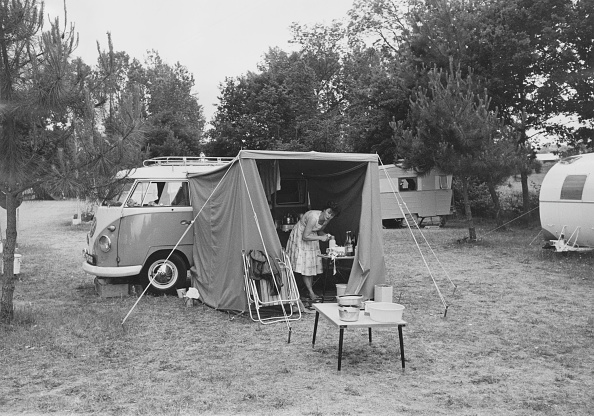 Camping「Camping In France」:写真・画像(1)[壁紙.com]
