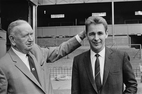 1967「Brian Clough And Sam Longson」:写真・画像(19)[壁紙.com]