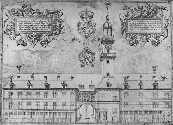 Architectural Feature「The First Royal Exchange In 1569」:写真・画像(18)[壁紙.com]