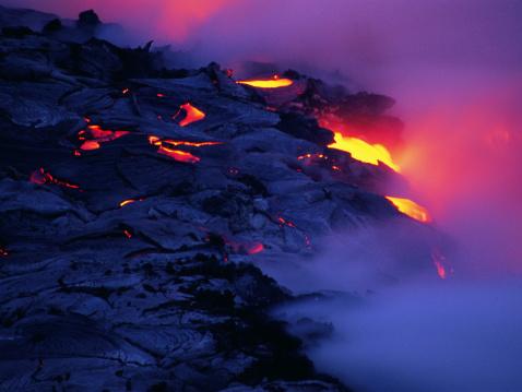 Volcano「Photo, molten lava, High res, Color」:スマホ壁紙(12)