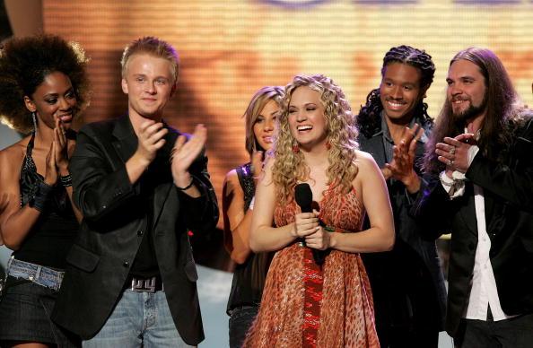 Finishing「American Idol Finale: Results Show」:写真・画像(17)[壁紙.com]