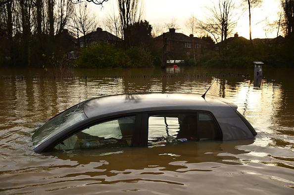 Jeff J Mitchell「Severe Flooding Affects Northern England」:写真・画像(4)[壁紙.com]