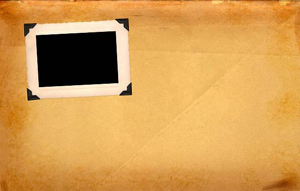 Vintage Paper and Photo Frame:スマホ壁紙(壁紙.com)