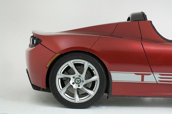 Wheel「2010 Tesla Roadster」:写真・画像(4)[壁紙.com]