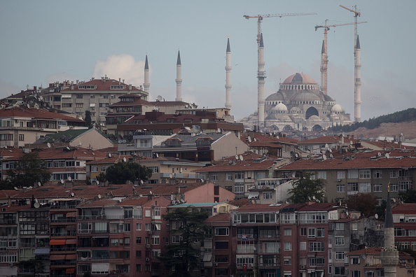 District「Construction Continues on Turkey's Largest Mosque」:写真・画像(15)[壁紙.com]