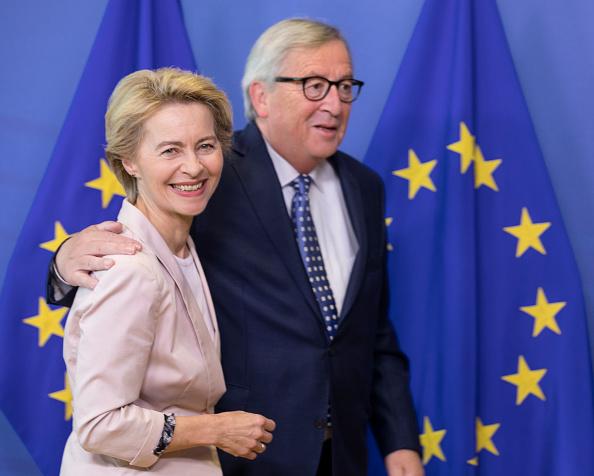 Germany「Ursula Von Der Leyen Seeks Commission's Approval For EU Leadership」:写真・画像(1)[壁紙.com]