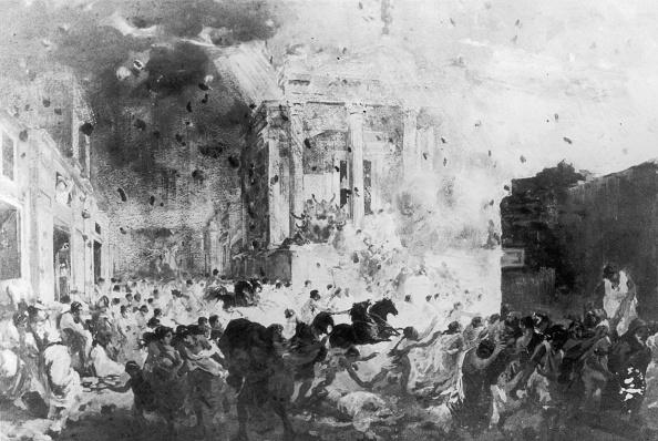 Rubble「Pompeii」:写真・画像(17)[壁紙.com]