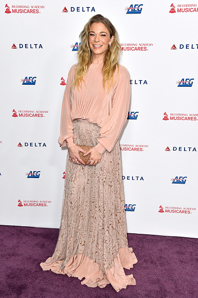 Gold Purse「MusiCares Person Of The Year Honoring Aerosmith - Arrivals」:写真・画像(4)[壁紙.com]
