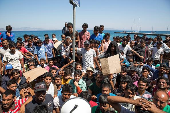 Europe「Migrants Begin Their Journey Through Europe In Kos」:写真・画像(17)[壁紙.com]
