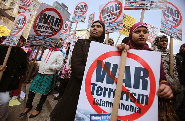 アメリカ合州国「Activists Hold Anti-War Rally In New York」:写真・画像(10)[壁紙.com]
