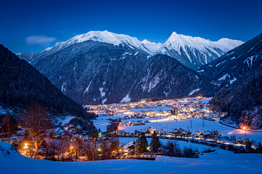 North Tirol「Mayrhofen - Zillertal」:スマホ壁紙(19)