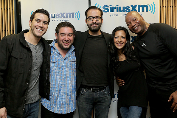 Big Data「SiriusXM Hits 1's The Morning Mash Up Broadcast From The SiriusXM Studios In Los Angeles」:写真・画像(16)[壁紙.com]