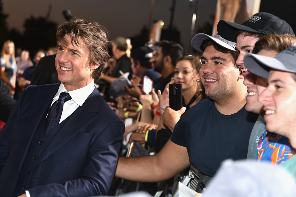 "Five People「""Jack Reacher: Never Go Back"" Fan Screening」:写真・画像(0)[壁紙.com]"
