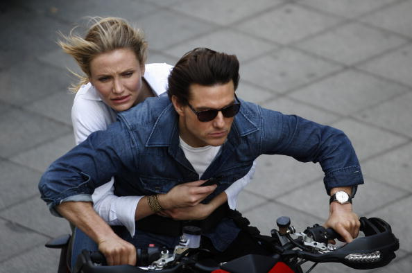 Knight & Day「'Knight and Day' Shooting in Seville」:写真・画像(1)[壁紙.com]