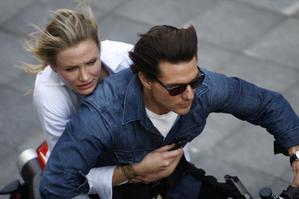 Knight & Day「'Knight and Day' Shooting in Seville」:写真・画像(0)[壁紙.com]