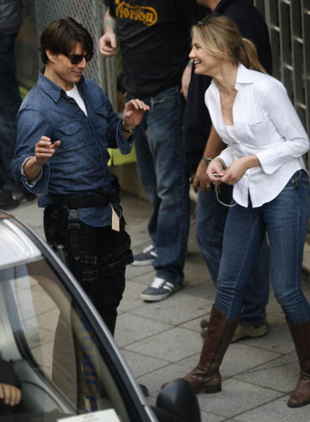 Knight & Day「'Knight and Day' Shooting in Seville」:写真・画像(16)[壁紙.com]