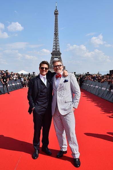 Horn Rimmed Glasses「'Mission: Impossible - Fallout' Global Premiere in Paris」:写真・画像(15)[壁紙.com]