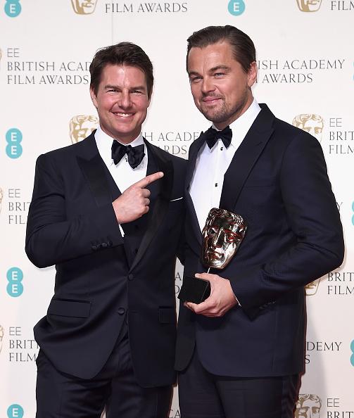Best actor award「EE British Academy Film Awards - Winners Room」:写真・画像(16)[壁紙.com]