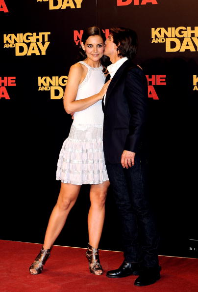Knight & Day「Tom Cruise and Cameron Diaz Attend 'Knight and Day' Premiere in Seville」:写真・画像(13)[壁紙.com]