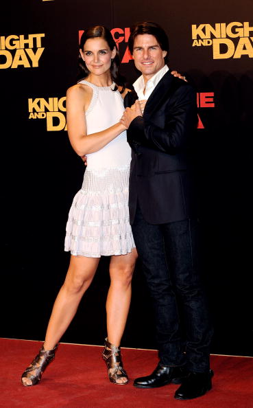 Knight & Day「Tom Cruise and Cameron Diaz Attend 'Knight and Day' Premiere in Seville」:写真・画像(15)[壁紙.com]