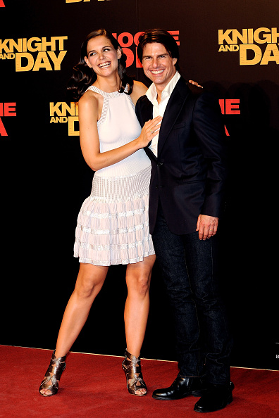 Knight & Day「Tom Cruise and Cameron Diaz Attend 'Knight and Day' Premiere in Seville」:写真・画像(14)[壁紙.com]