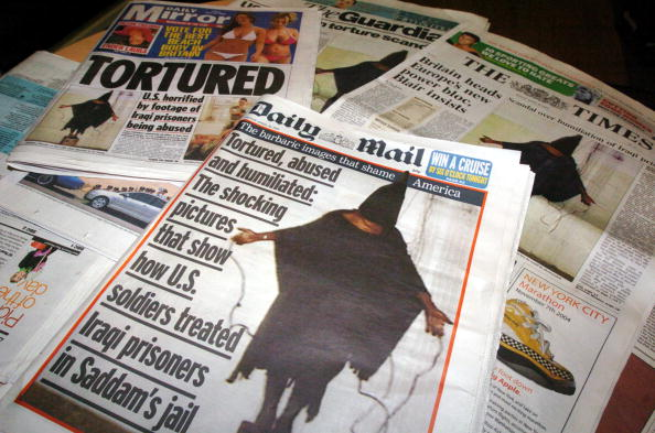 Middle East「Newspapers Run Photos Of Prisoner Mistreatment」:写真・画像(8)[壁紙.com]