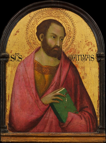 Gold Leaf「Saint Matthias」:写真・画像(8)[壁紙.com]