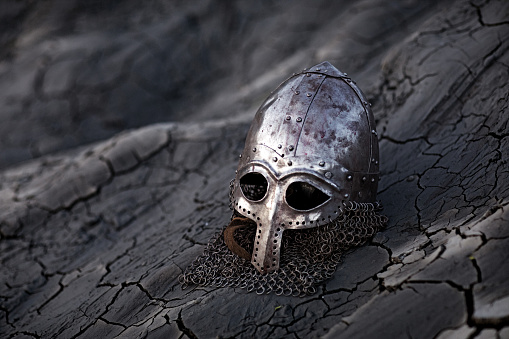 Fairy Tale「Viking sword, helmet and equipment」:スマホ壁紙(17)
